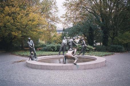 Aachen, Kreislauf des Geldes