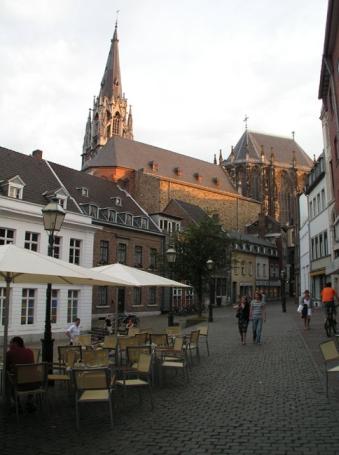 Aachen, Altstadt