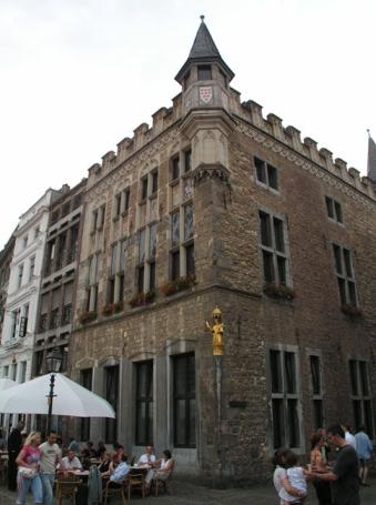 Aachen, Haus Löwenstein