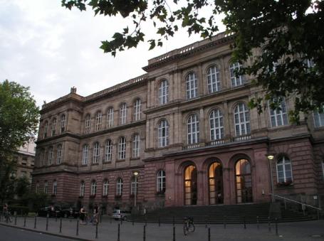 Aachen, Rheinisch Westfälische Technische Hochschule (RWTH)