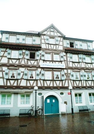 Aalen, Spritzenhaus