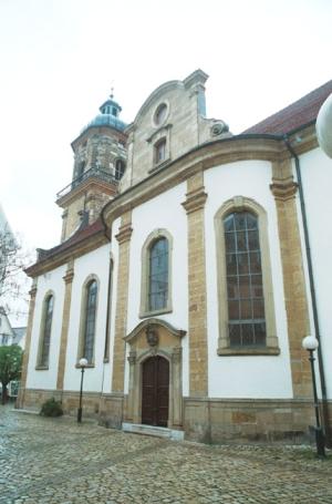 Aalen, Stadtkirche