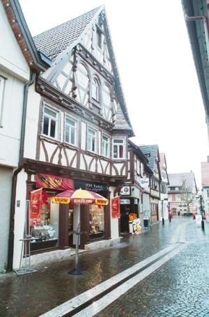 Aalen, Altstadt