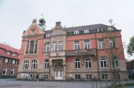 Ahlen, Altes Rathaus