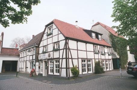 Ahlen, Mellstraße