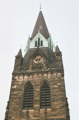 Ahlen, St. Marien Kirche