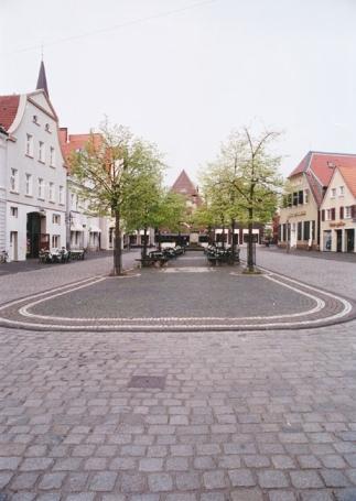 Ahlen, Markt