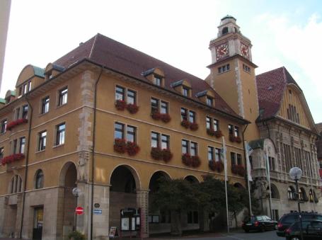 Albstadt, Rathaus