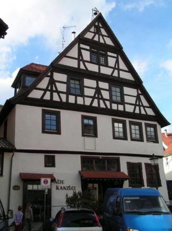 Albstadt, Alte Kanzlei