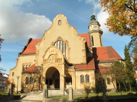 Albstadt, Martinskirche