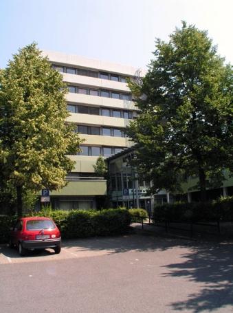 Alsdorf, Rathaus
