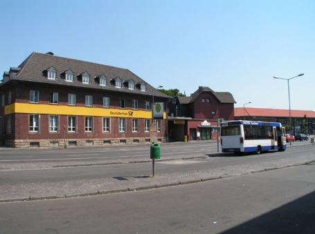 Alsdorf, Denkmalsplatz