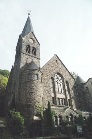 Altena, Reform. Kirche