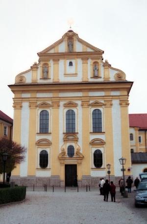 Altötting, St. Magdalena