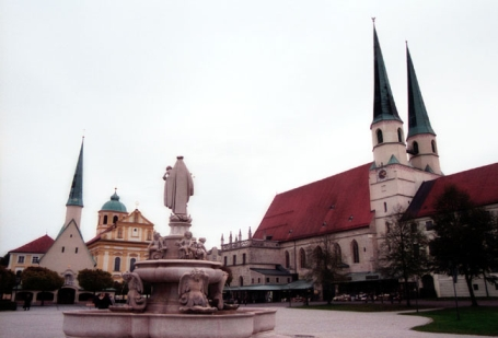 Altötting, Stiftskirche