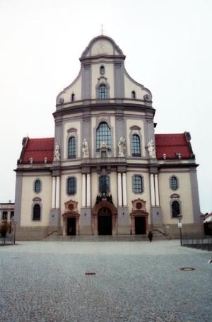 Altötting, St. Anna Basilika
