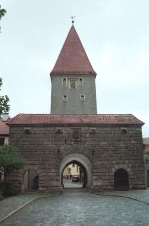 Amberg, Vilstor