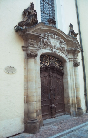 Amberg, Schulkirche