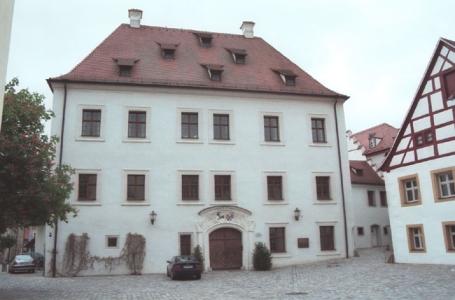 Amberg, Alte Veste