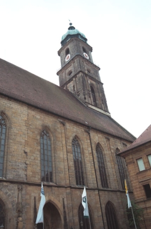 Amberg, St. Martin