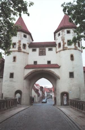 Amberg, Nabburger Tor