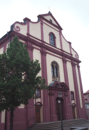 Amberg, Paulanerkirche