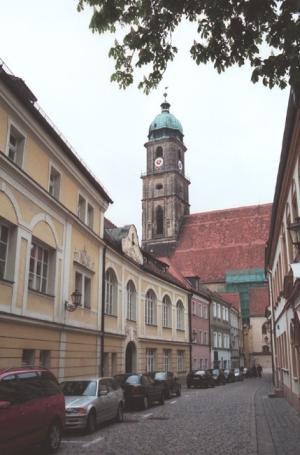 Amberg, Salzgasse