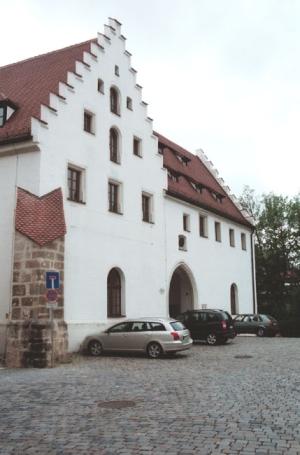 Amberg, Zeughaus