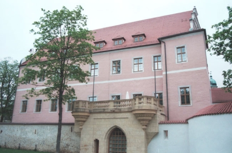Amberg, Ehem. Schloss