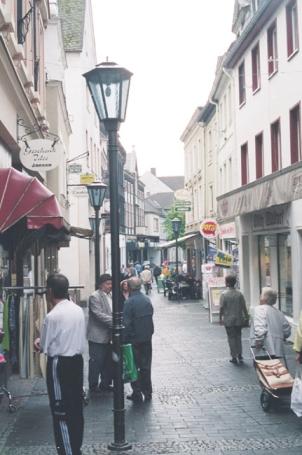 Andernach, Innenstadt