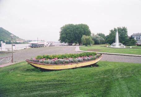 Andernach, Rheinpromenade
