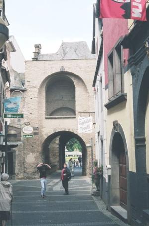 Andernach, Rheintor