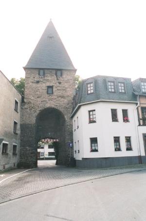 Andernach, Stadttor