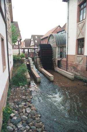 Annweiler am Trifels, Stadtmühle