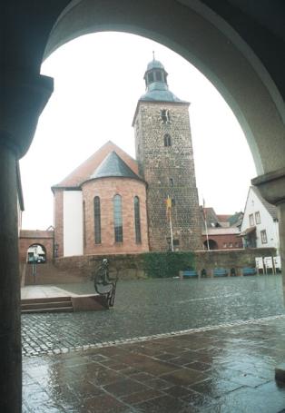 Annweiler am Trifels, Stadtkirche