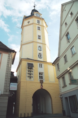 Ansbach, Herrieder Tor