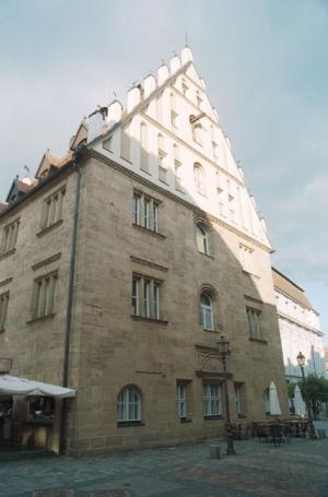 Ansbach, Stadthaus