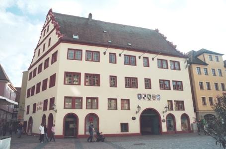 Ansbach, Rathaus