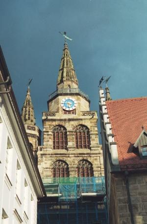 Ansbach, Johanneskirche