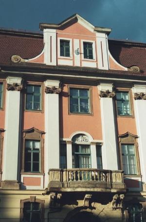 Ansbach, Stössel-Haus