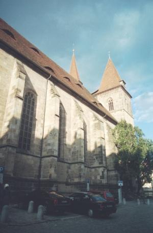 Ansbach, St. Gumbertus-Kirche