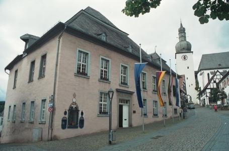 Arnsberg, Altes Rathaus