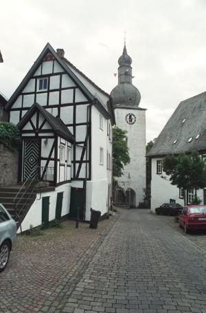 Arnsberg, Glockenturm