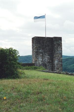 Arnsberg, Schloßruine