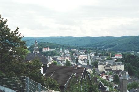 Arnsberg, Blick über Arnsberg