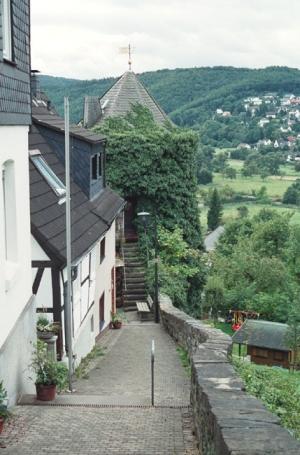 Arnsberg, Grüner Turm