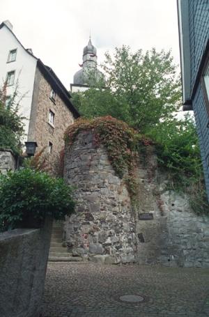 Arnsberg, Schalenturm