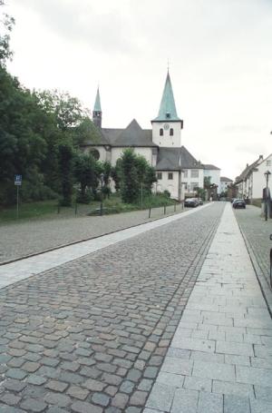 Arnsberg, Probsteikirche