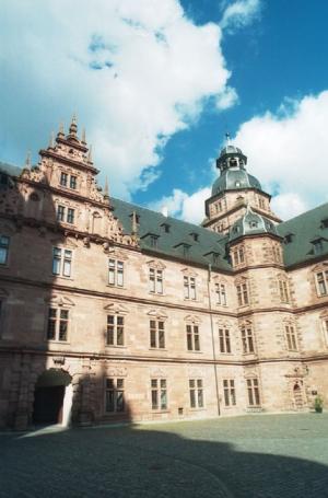 Aschaffenburg, Schloß Johannisburg