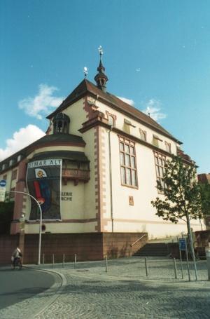 Aschaffenburg, Jesuitenkirche